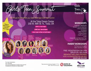 2018 Girls Teen Summit